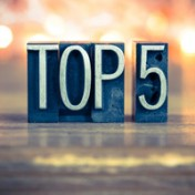 5 Most Watched Webcasts