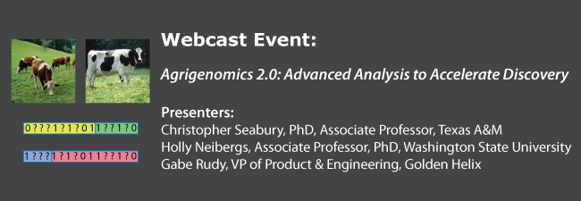 Agrigenomics 2.0 Webcastt Invite