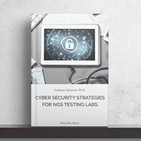 Cyber Security Strategies for NGS Testing Labs