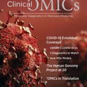 Featured in Clinical OMICs: Enabling Precision Medicine with Cutting-Edge NGS Technologies